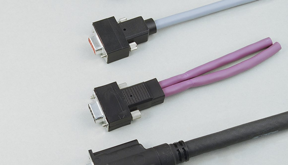 D-SUB-Steckverbinder in verschiedenen Ausführungen