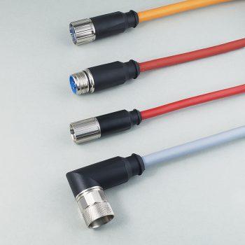 M17/M23 Rundsteckverbinder